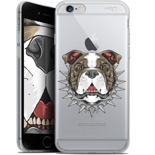 "Coque Gel Apple iPhone 6/6s (4.7"") Extra Fine Motif -  Doggy"