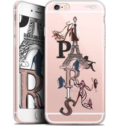 "Coque Gel Apple iPhone 6/6s (4.7"") Extra Fine Motif -  Stylish Paris"
