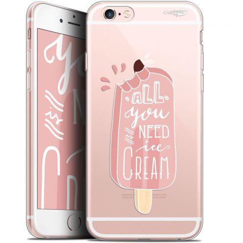 """Coque Gel Apple iPhone 6/6s (4.7"""") Extra Fine Motif -  Ice Cream"""