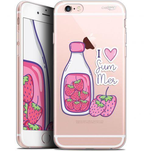 """Coque Gel Apple iPhone 6/6s (4.7"""") Extra Fine Motif - Milky Summer"""
