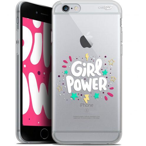 """Coque Gel Apple iPhone 6/6s (4.7"""") Extra Fine Motif -  Girl Power"""