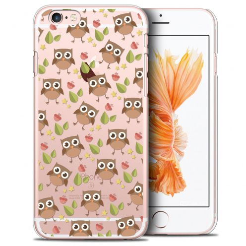 Coque Crystal iPhone 6/6s Plus Extra Fine Summer - Hibou
