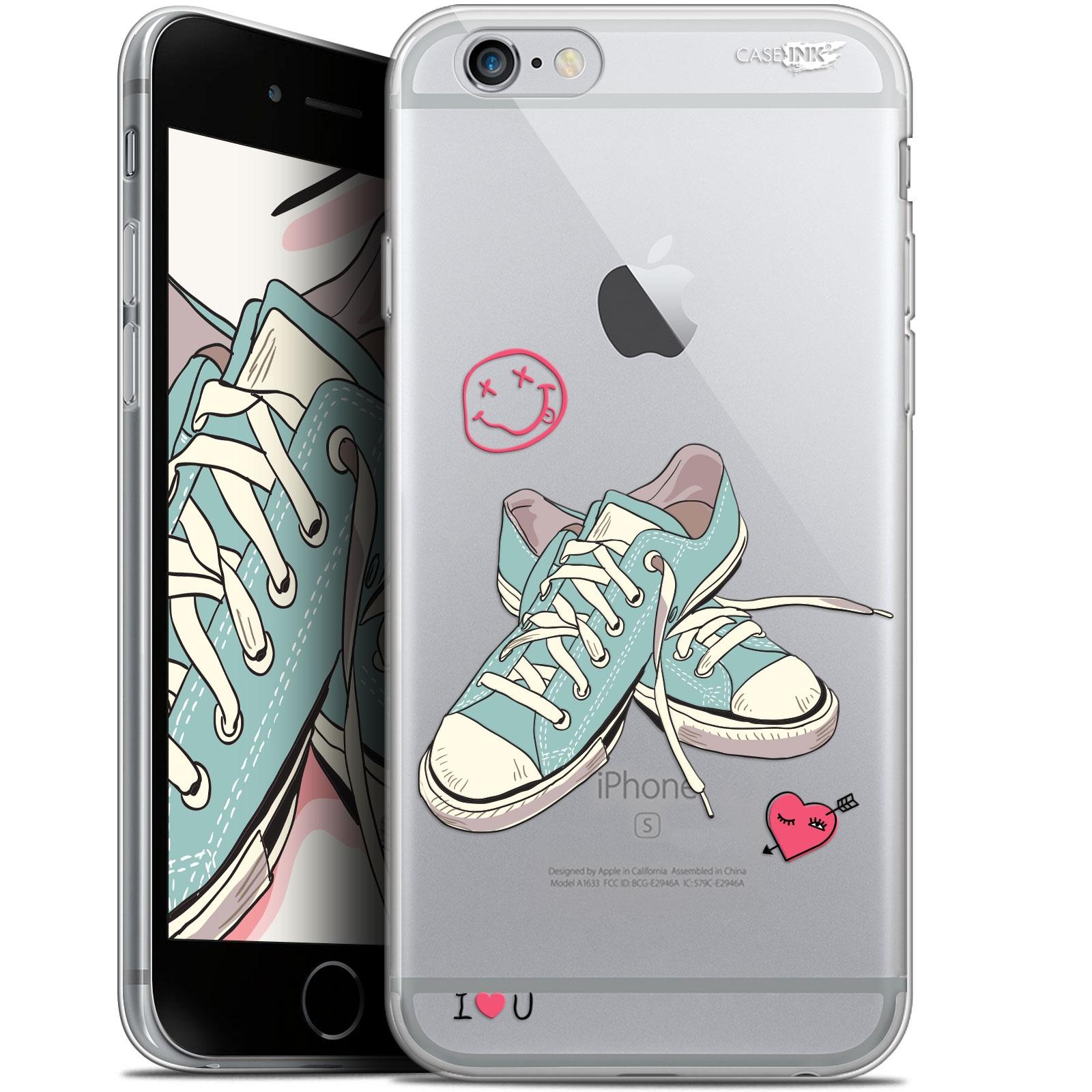 Coque Gel Apple iPhone 6/6s (4.7