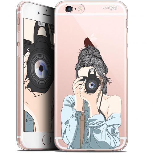 "Coque Gel Apple iPhone 6/6s (4.7"") Extra Fine Motif - La Photographe"