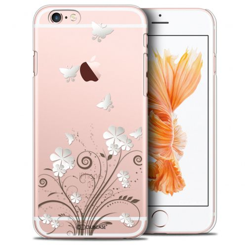 Coque Crystal iPhone 6/6s Plus Extra Fine Summer - Papillons