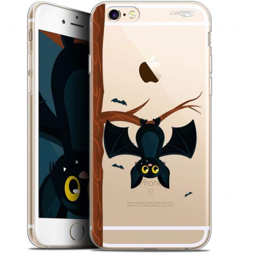 "Coque Gel Apple iPhone 6/6s (4.7"") Extra Fine Motif -  Petite Chauve Souris"