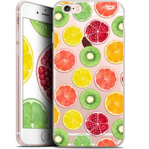 "Coque Gel Apple iPhone 6 Plus/ iPhone 6s Plus (5.5"") Extra Fine Motif -  Fruity Fresh"