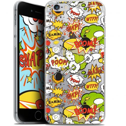 "Coque Gel Apple iPhone 6 Plus/ iPhone 6s Plus (5.5"") Extra Fine Motif -  Bim Bam Boom"
