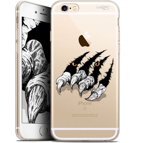 "Coque Gel Apple iPhone 6 Plus/ iPhone 6s Plus (5.5"") Extra Fine Motif -  Les Griffes"