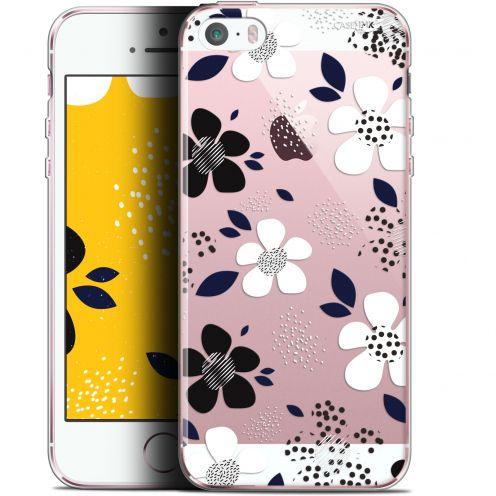 "Coque Gel Apple iPhone 5/5s/SE (4"") Extra Fine Motif -  Marimeko Style"