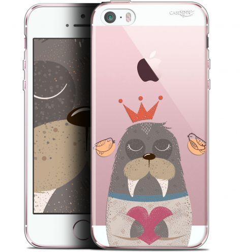 """Coque Gel Apple iPhone 5/5s/SE (4"""") Extra Fine Motif -  Sketchy Walrus"""