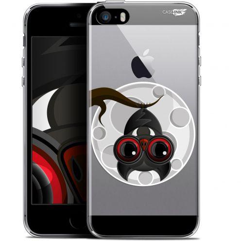 """Coque Gel Apple iPhone 5/5s/SE (4"""") Extra Fine Motif -  Petit Vampire"""