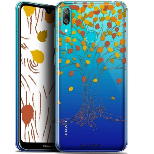 "Coque Gel Huawei Y7 / Prime / Pro 2019 (6.26"") Extra Fine Autumn 16 - Tree"