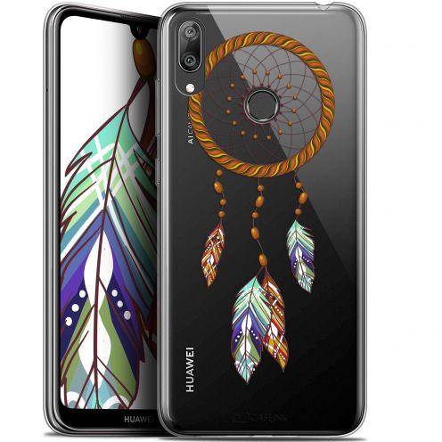 "Coque Gel Huawei Y7 / Prime / Pro 2019 (6.26"") Extra Fine Dreamy - Attrape Rêves Shine"