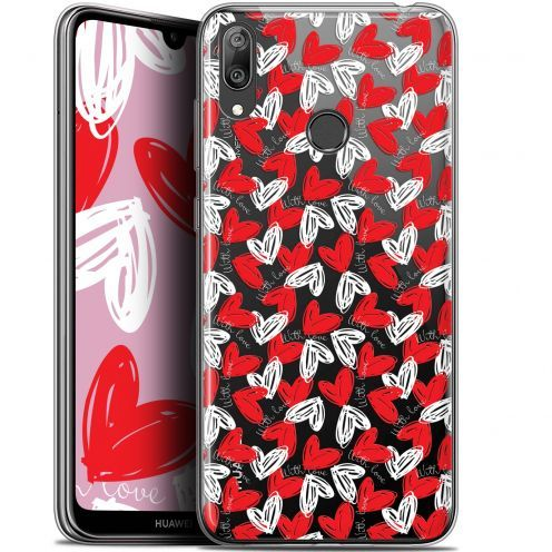 """Coque Gel Huawei Y7 / Prime / Pro 2019 (6.26"""") Extra Fine Love - With Love"""