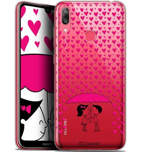 "Coque Gel Huawei Y7 / Prime / Pro 2019 (6.26"") Extra Fine Love - Pluie d'Amour"