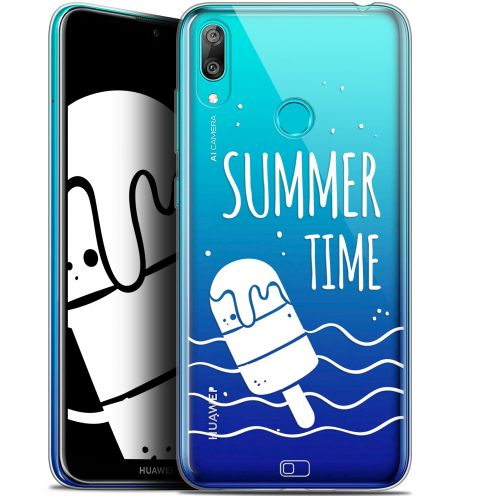 """Coque Gel Huawei Y7 / Prime / Pro 2019 (6.26"""") Extra Fine Summer - Summer Time"""