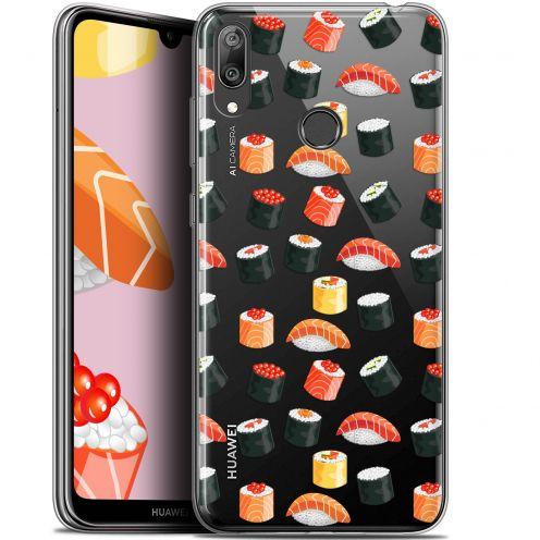"Coque Gel Huawei Y7 / Prime / Pro 2019 (6.26"") Extra Fine Foodie - Sushi"