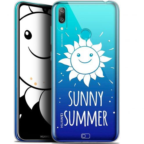 "Coque Gel Huawei Y7 / Prime / Pro 2019 (6.26"") Extra Fine Summer - Sunny Summer"