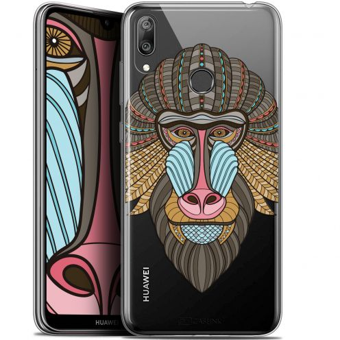 "Coque Gel Huawei Y7 / Prime / Pro 2019 (6.26"") Extra Fine Summer - Babouin"