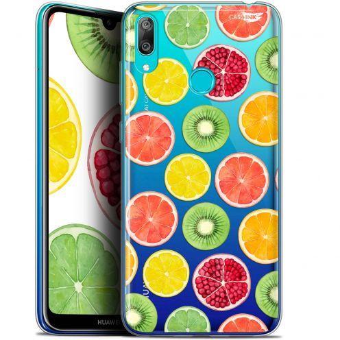 "Coque Gel Huawei Y7 / Prime / Pro 2019 (6.26"") Extra Fine Motif -  Fruity Fresh"