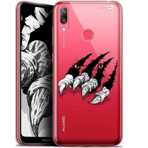 """Coque Gel Huawei Y7 / Prime / Pro 2019 (6.26"""") Extra Fine Motif - Les Griffes"""