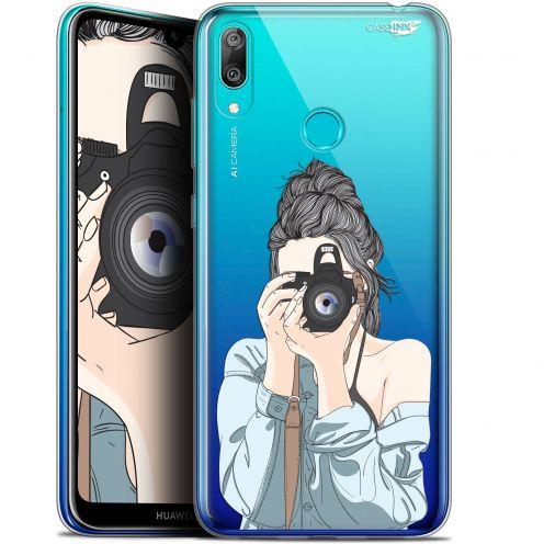 "Coque Gel Huawei Y7 / Prime / Pro 2019 (6.26"") Extra Fine Motif -  La Photographe"
