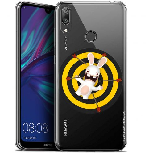 "Coque Gel Huawei Y7 / Prime / Pro 2019 (6.26"") Extra Fine Lapins Crétins™ - Target"