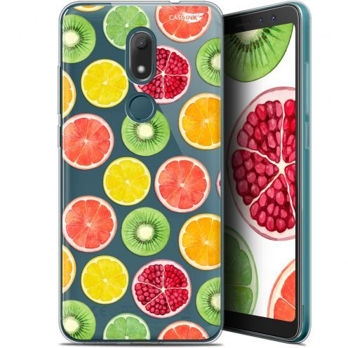"Coque Gel Wiko View PRIME (5.7"") Extra Fine Motif - Fruity Fresh"