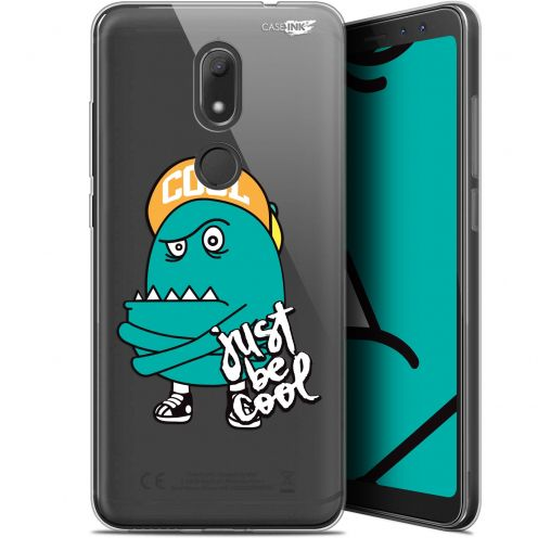 """Coque Gel Wiko View PRIME (5.7"""") Extra Fine Motif -  Be Cool"""
