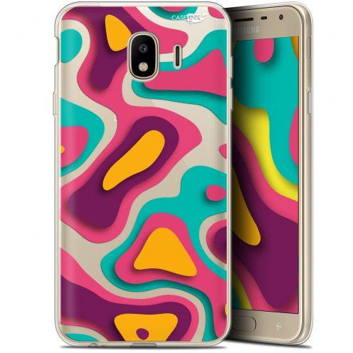 "Coque Gel Samsung Galaxy J4 2018 J400 (5.7"") Extra Fine Motif -  Popings"