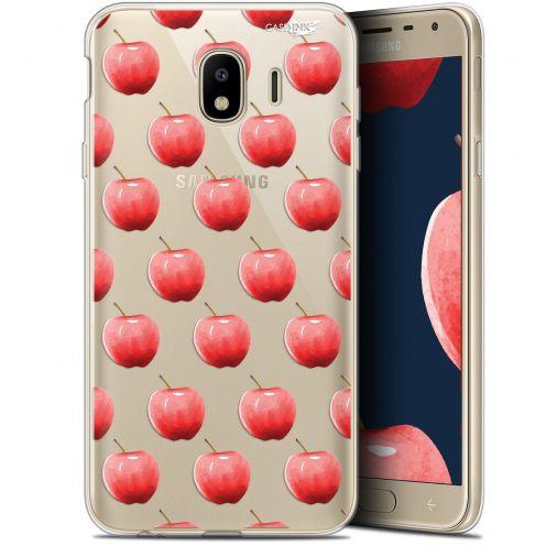 "Coque Gel Samsung Galaxy J4 2018 J400 (5.7"") Extra Fine Motif - Cerises"