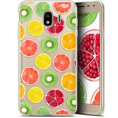 """Coque Gel Samsung Galaxy J4 2018 J400 (5.7"""") Extra Fine Motif - Fruity Fresh"""