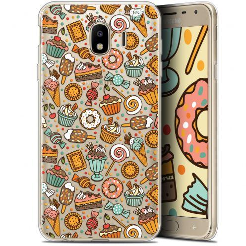 "Coque Gel Samsung Galaxy J4 2018 J400 (5.7"") Extra Fine Motif -  Bonbons"
