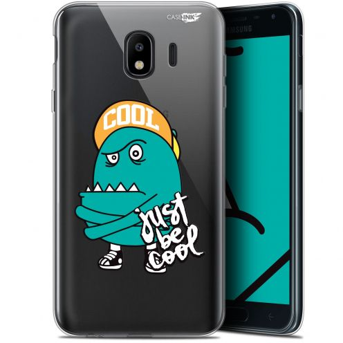 "Coque Gel Samsung Galaxy J4 2018 J400 (5.7"") Extra Fine Motif -  Be Cool"
