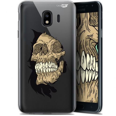 "Coque Gel Samsung Galaxy J4 2018 J400 (5.7"") Extra Fine Motif - Craneur"