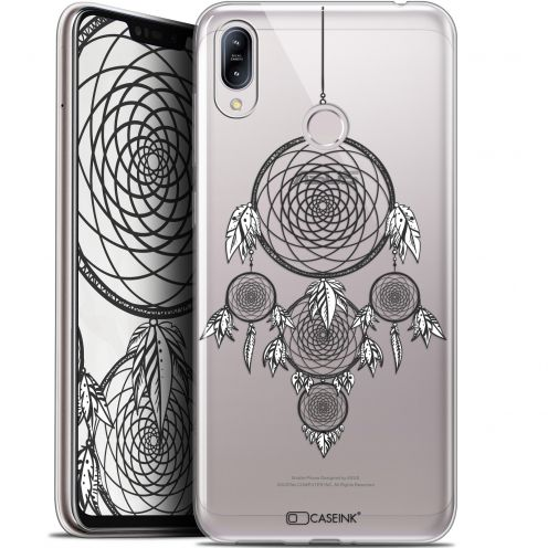 "Coque Gel Asus Zenfone Max (M2) ZB633KL (6.3"") Extra Fine Dreamy - Attrape Rêves NB"