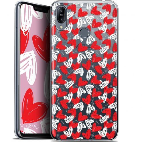"Coque Gel Asus Zenfone Max (M2) ZB633KL (6.3"") Extra Fine Love - With Love"