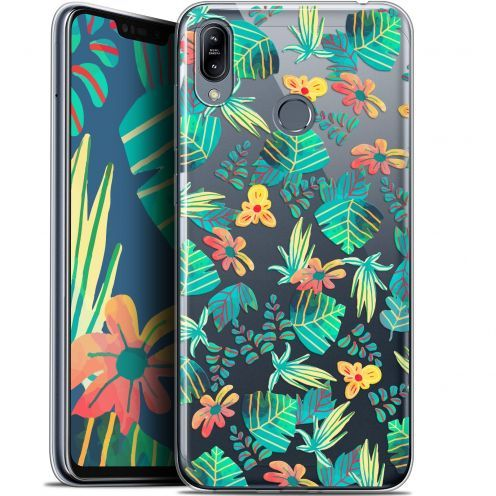 "Coque Gel Asus Zenfone Max (M2) ZB633KL (6.3"") Extra Fine Spring - Tropical"
