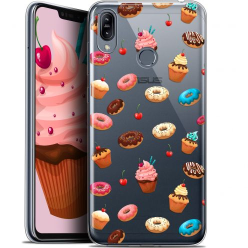 "Coque Gel Asus Zenfone Max (M2) ZB633KL (6.3"") Extra Fine Foodie - Donuts"