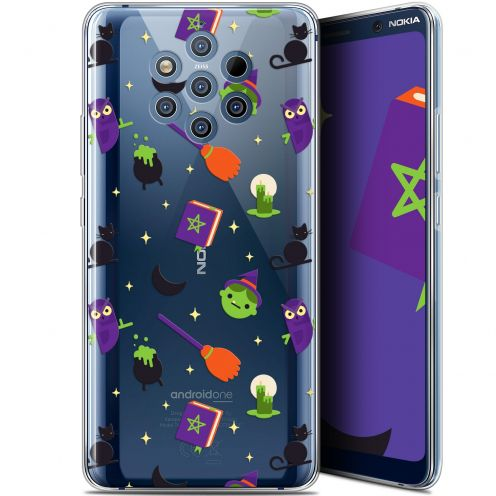 """Coque Gel Nokia 9 PureView (6"""") Extra Fine Halloween - Witch Potter"""