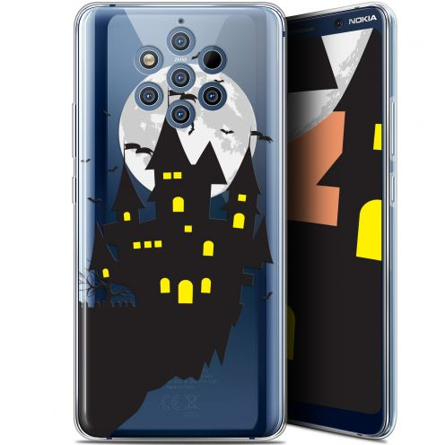 "Coque Gel Nokia 9 PureView (6"") Extra Fine Halloween - Castle Dream"