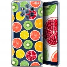 "Coque Gel Nokia 9 PureView (6"") Extra Fine Motif -  Fruity Fresh"