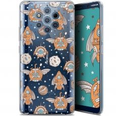 "Coque Gel Nokia 9 PureView (6"") Extra Fine Motif -  Punk Space"