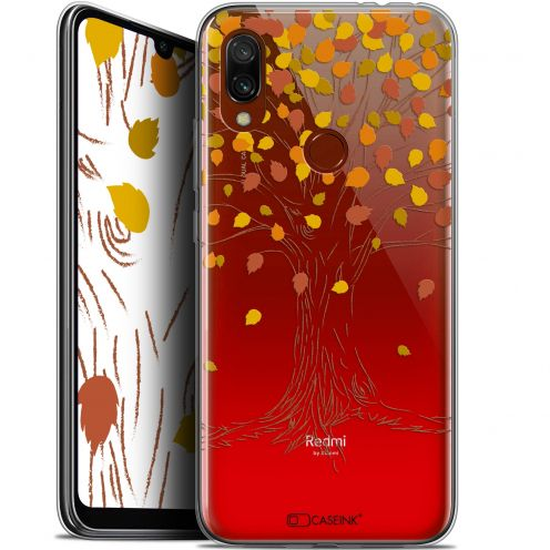 "Coque Gel Xiaomi Redmi 7 (6.26"") Extra Fine Autumn 16 - Tree"