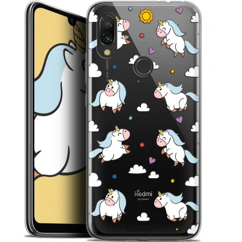 "Coque Gel Xiaomi Redmi 7 (6.26"") Extra Fine Fantasia - Licorne In the Sky"