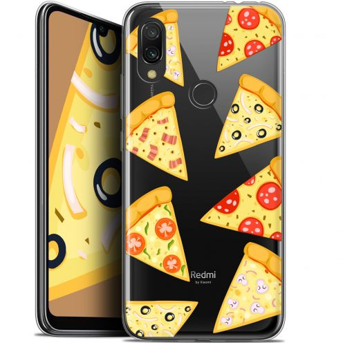 "Coque Gel Xiaomi Redmi 7 (6.26"") Extra Fine Foodie - Pizza"