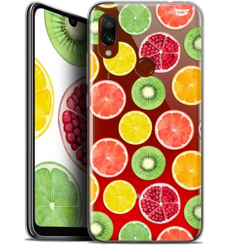 "Coque Gel Xiaomi Redmi 7 (6.26"") Extra Fine Motif - Fruity Fresh"