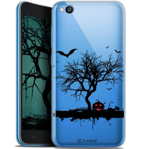 "Coque Gel Xiaomi Redmi Go (5"") Extra Fine Halloween - Devil's Tree"