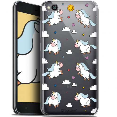 "Coque Gel Xiaomi Redmi Go (5"") Extra Fine Fantasia - Licorne In the Sky"
